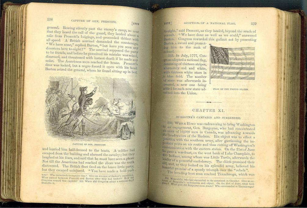 Illustrated School History                                         of the United ...John D.                                         Quakenbos, A.M, M.D