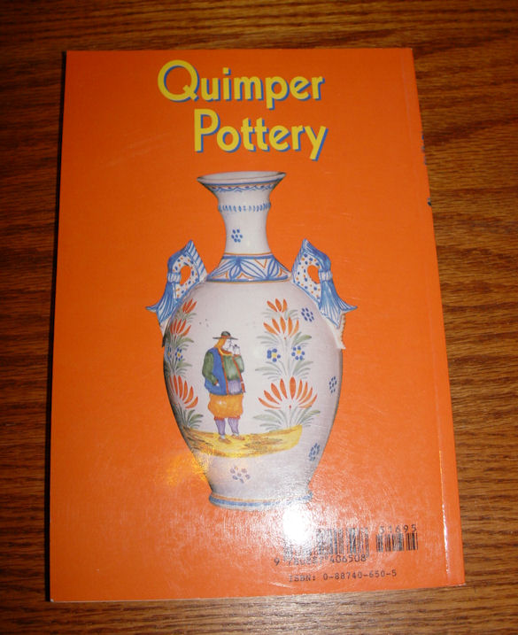 Quimper Pottery Paperback –                                         March, 1998 by Ann Marie                                         O'Neill
