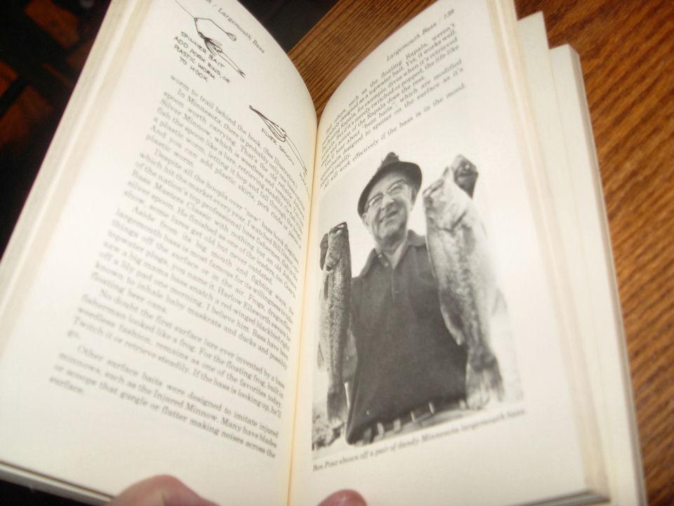 Ron Schara's Minnesota                                         Fishing Guide Schara, Ron                                         Published by Waldman House                                         Press, Minneapolis, MN (1978)
