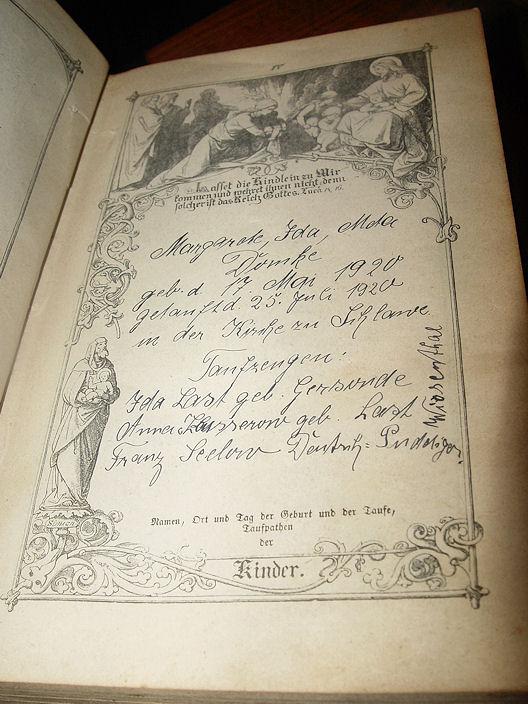 Die Bibel Ober Die Gauze                                         Heilige Schrift Des Alten Und                                         Neuen Testaments 1908 / 1917 The                                         Bible, or the entire Holy                                         Scriptures of the Old and New                                         Testaments