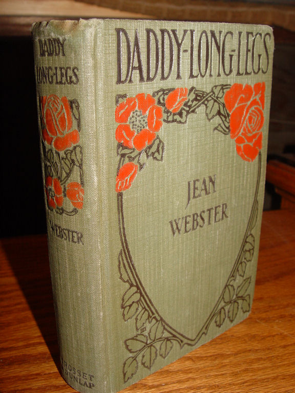 Daddy-Long-Legs, by Jean                                         Webster, published by Grosset                                         & Dunlap, New York 1912