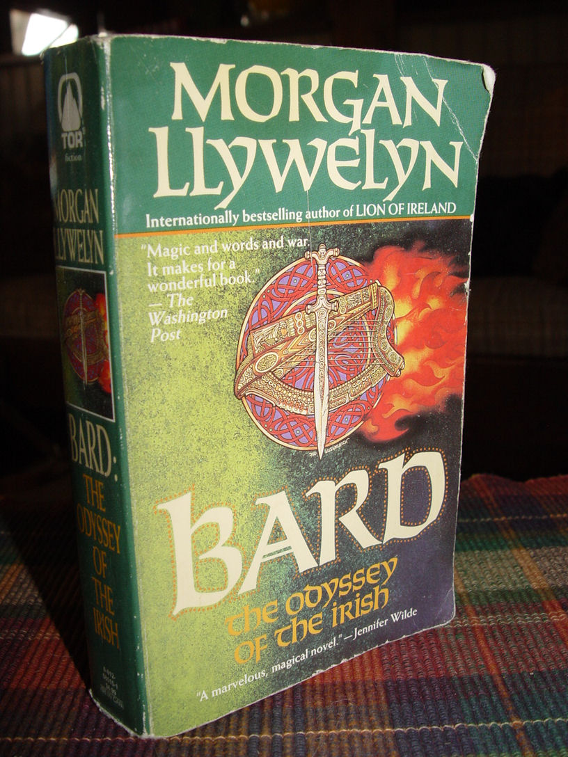 Bard: The Odyssey of the                                     Irish by Morgan Llywelyn 1987