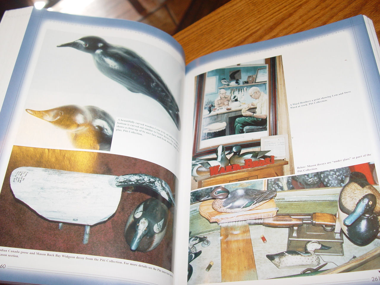 Collecting Antique                                         Bird Decoys and Duck Calls : An                                         Identification and Value Guide ~                                         by Carl F. Luckey 2003