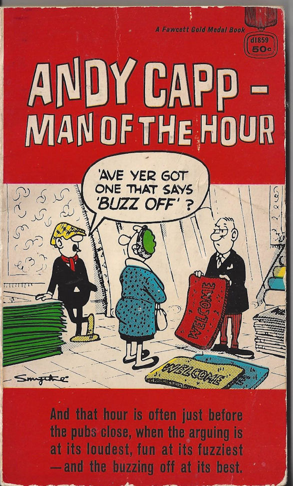 Andy Capp ~ Man of the                                     Hour Ernestina O El Nacimiento del                                     Amor