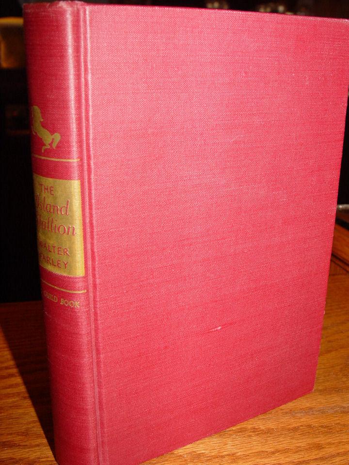 The Island Stallion (Black                                         Stallion) HC Junior Library                                         Guild Random House – First 1948                                         by Walter Farley