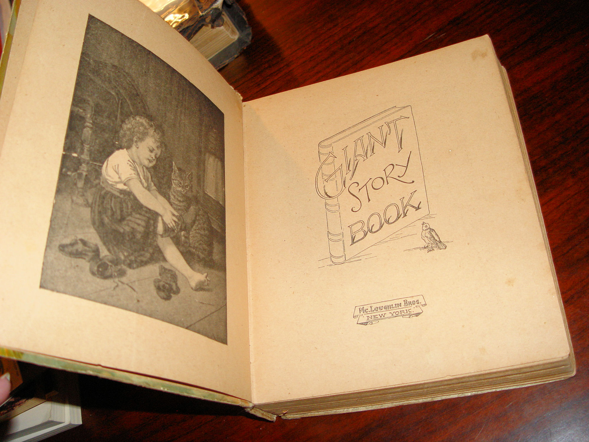 Child Life: A                                         collection of Poems by John                                         Greenleaf Whittier ~ Illustrated                                         1871