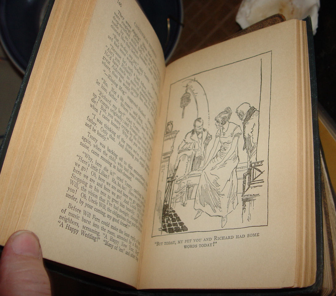 Charles Dickens                                         Christmas Stories The World                                         Syndicate Publishing Co. 1930's